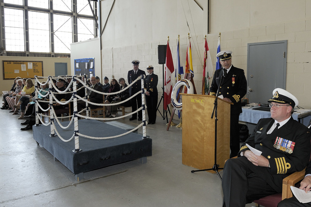 RCSU (A) Change Of Command Parade