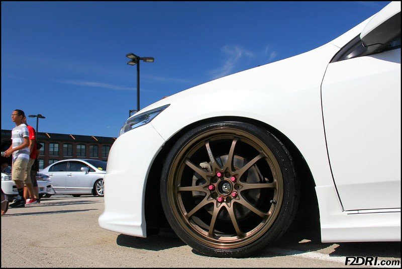 Cu2 Mugen Euro R Build Up Acura Tsx Forum
