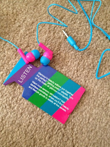 Birchbox headphones
