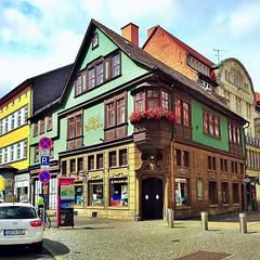 #today in #Eisenach #city.