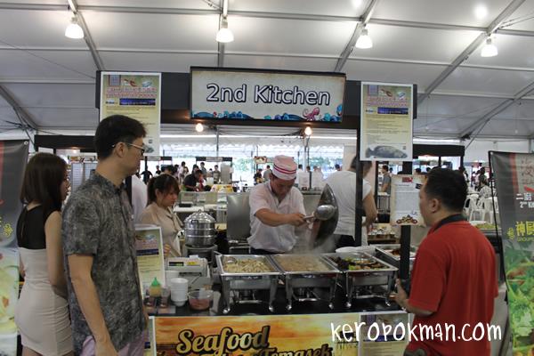 Singapore Food Festival 2012