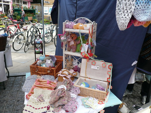 Herne Hill stall side