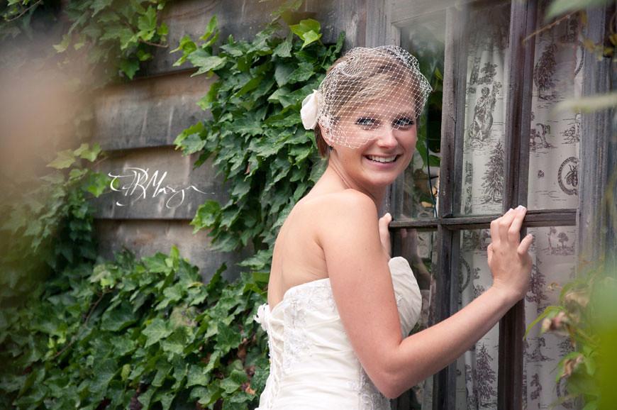 BrideDoorSmile
