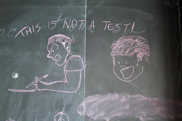 Not a test