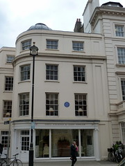 Photo of Jeffry Wyatville blue plaque