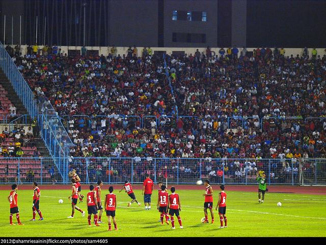 Sabah(0) vs. QPR(5)