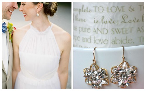 {Romantic, Whimsical, Glamorous} Bridal Style by Nina Renee Designs