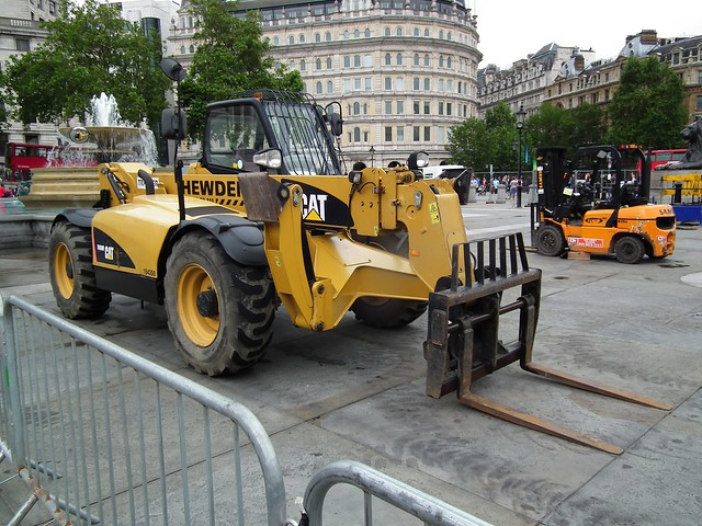 Cat  Telehandler For Sale