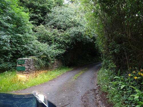 Entrance to Beryl