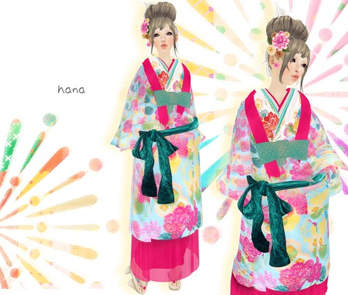 Traditional dress。