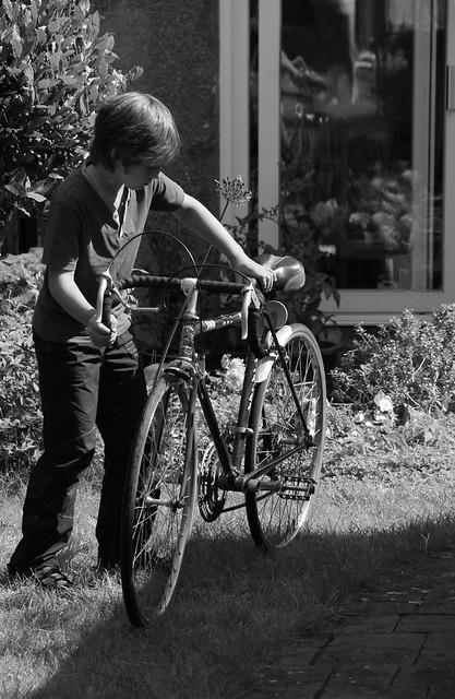 Boy & Bike 2