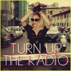madonna-turn-up-the-radio