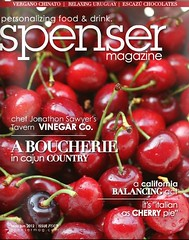 Spenser mag - issue 4 cover