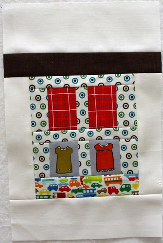 Wonky Quilt Bee - July
