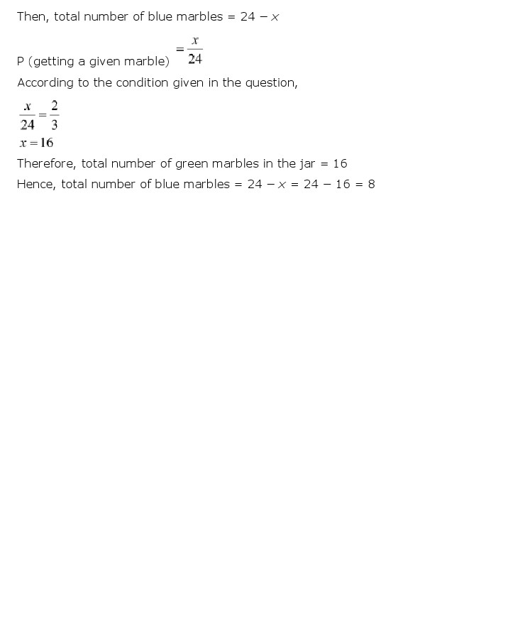 NCERT Solutions For Class 10 Maths Chapter 15 Probability PDF Download 2018-19 NCERT Solutions For Class 10 Maths Chapter 15