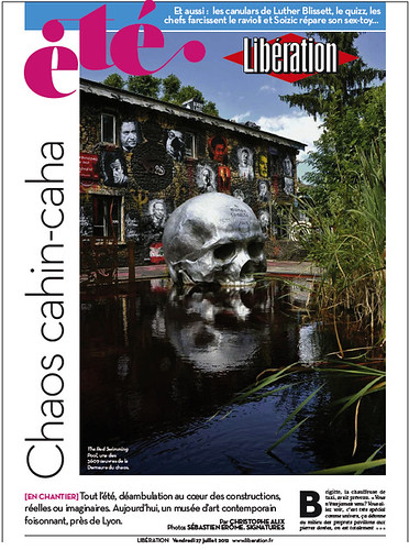 Itw thierry Ehrmann, Libération 27 juillet 2012
