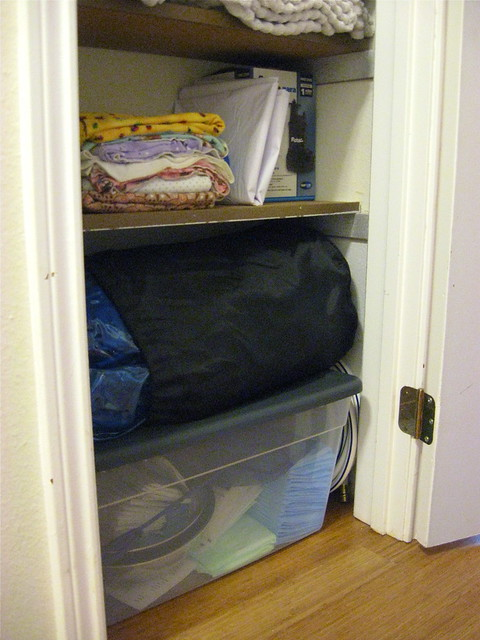 Birth Kit Closet