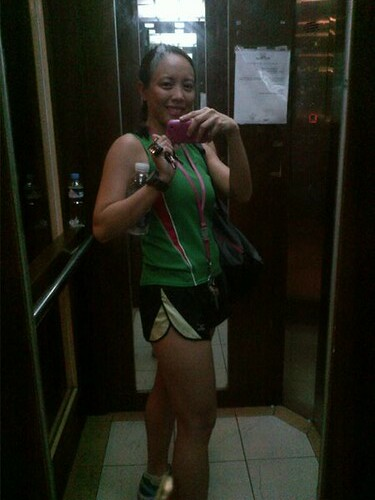 36th Milo Marathon: My Olympic Outfit