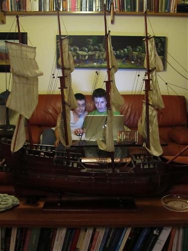 Navegando por la web