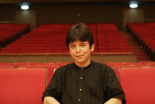 webdice_細川俊夫(正面)(c)Kaz Ishikawa