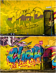 Before and After | The Chad | Houston Graffiti