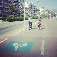 Nice Cycle Chic - bike sharing