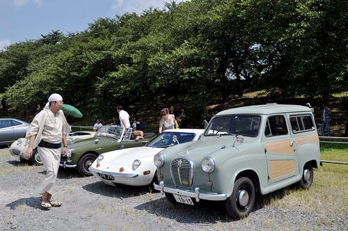British Cars in Japan