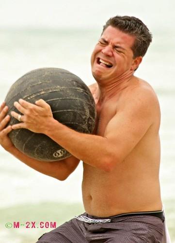 8-4 Beach WOD