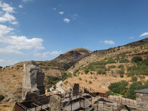 Castillo - Vista de los alrededores