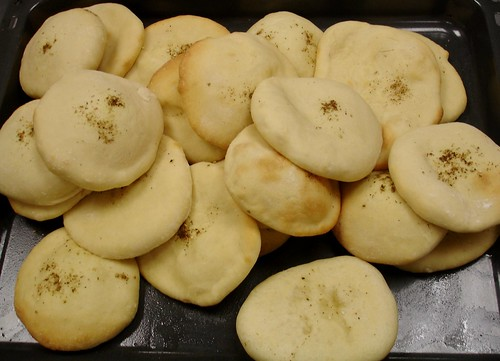 Pita Breads, Olympic Cook Off