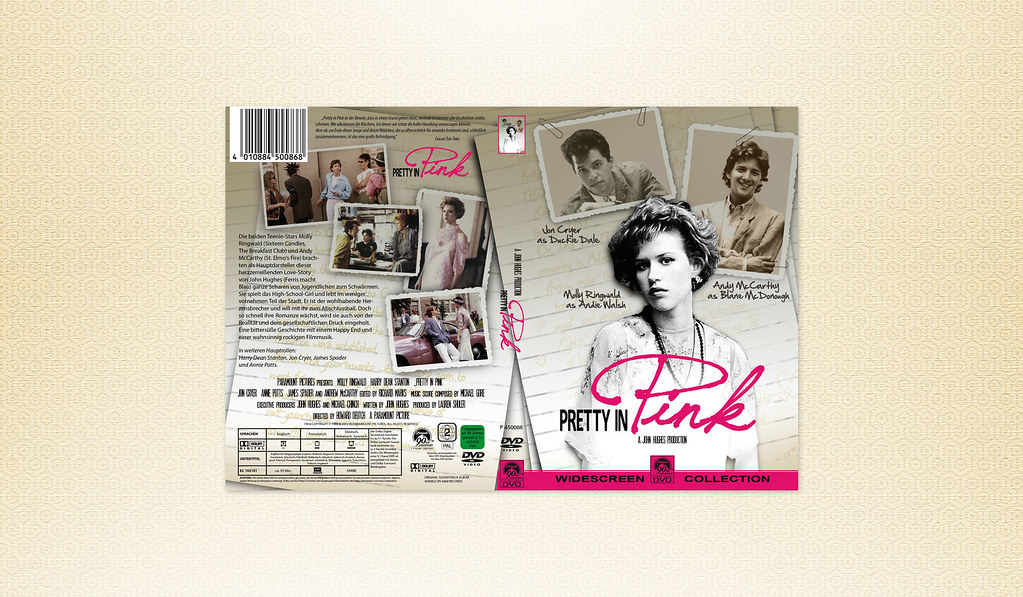 The DVD cover