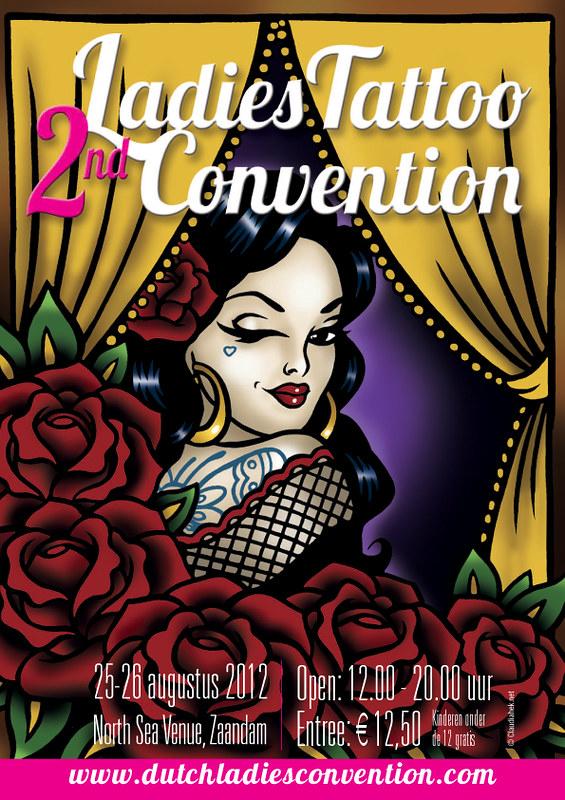 2e Dutch Ladies Conventie 2012