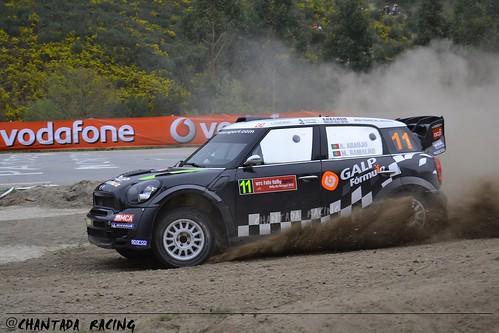 Araújo Mini JCW WRC Fafe