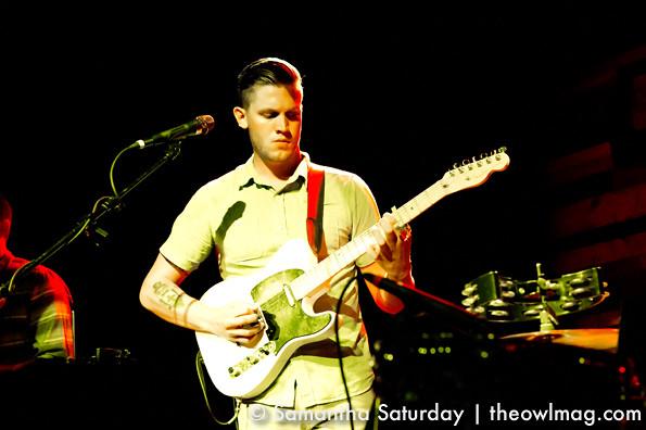J. Thoven @ The Constellation Room, Santa Ana 8/13/2012