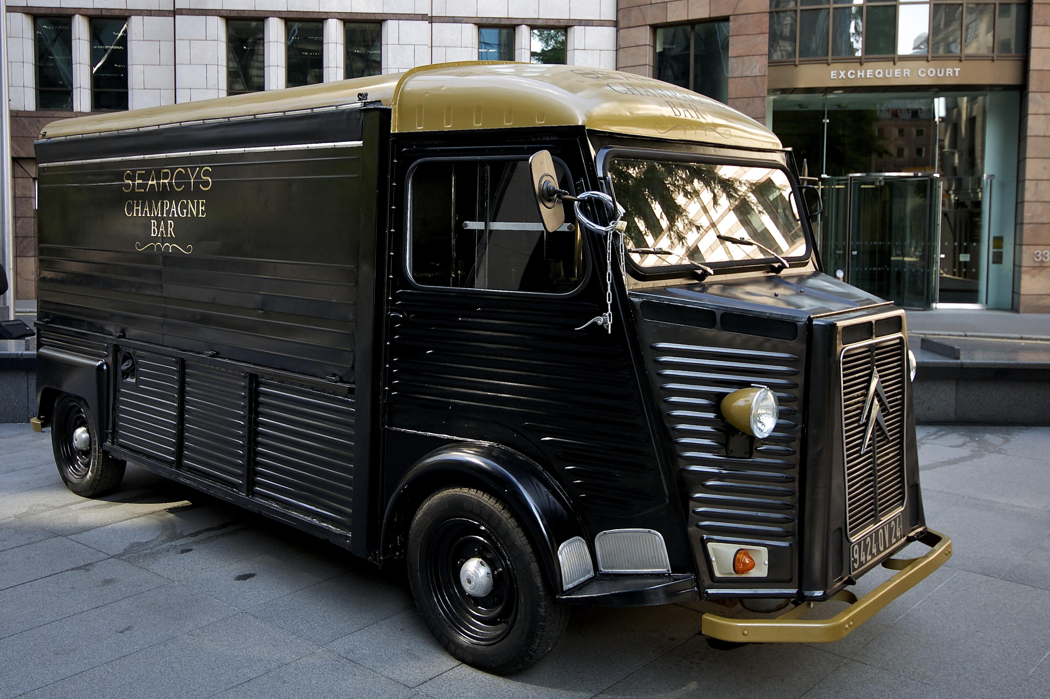 Custom Food Trucks California