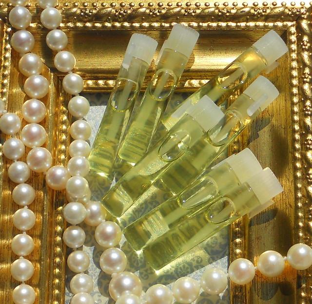 Natural Perfume Oils Uk
