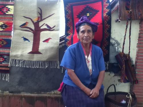 Osvaldo's Mom, Pochimilco Anniversary @ Oaxaca 08.2012