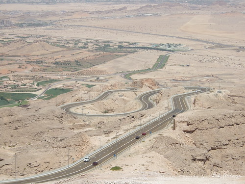 Jebel Hafeet Roadtrip