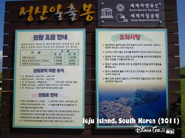 Seongsan Ilchulbong, Jeju-do 01