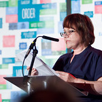 Unbound: Cargo vs McSweeney's | Louise Welsh reading at Unbound: Cargo vs McSweeney's