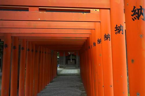 2012夏日大作戰 - 熊本 - 出水神社 (13)