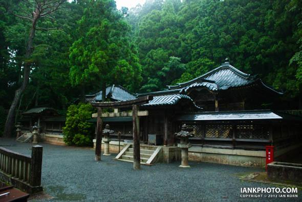 Tokugawa Mausoleum, Koyasan, Japan