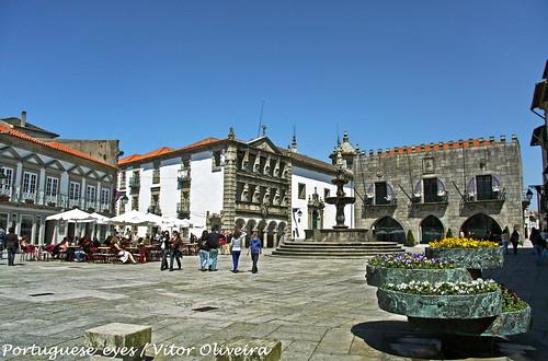 Praça da República - Viana do Castelo - Portugal