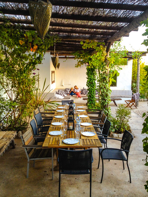 Outdoor Dining Area Flickr Photo Sharing