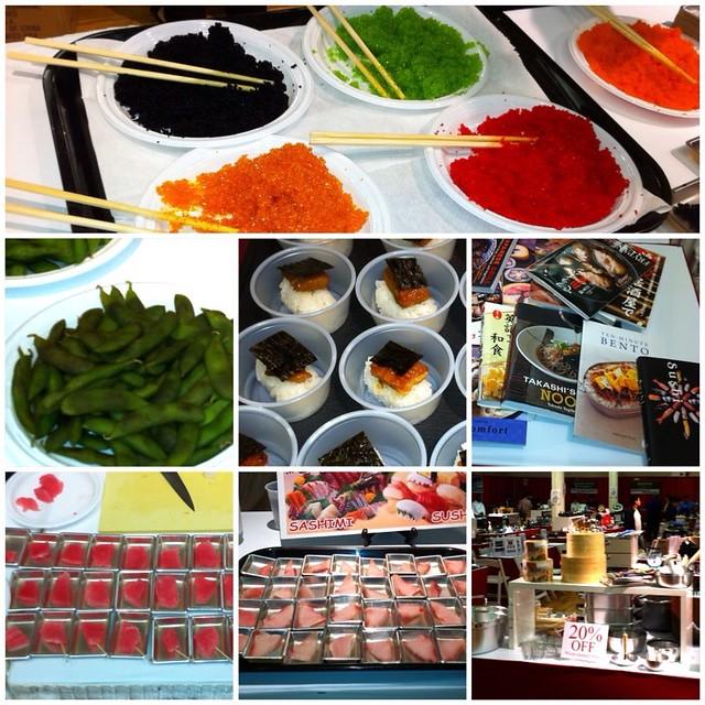 Japanese Food Show 2012