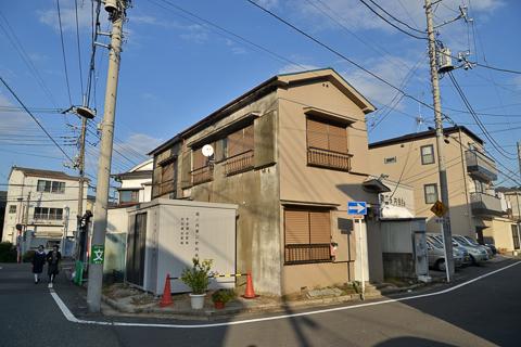 蒔田~堀ノ内町~中村橋