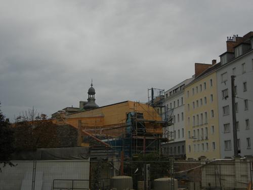 DSCN1692 _ Musikzentrum Wiener Sängerknaben, near Augarten, Wien, 7 October - 500