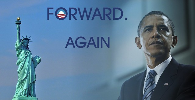 #Obama - Four more years - 2012
