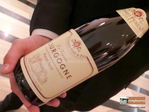 "SPIRAL: Bouchard Pere, Fils ""La Vignee"" Pinot Noir"