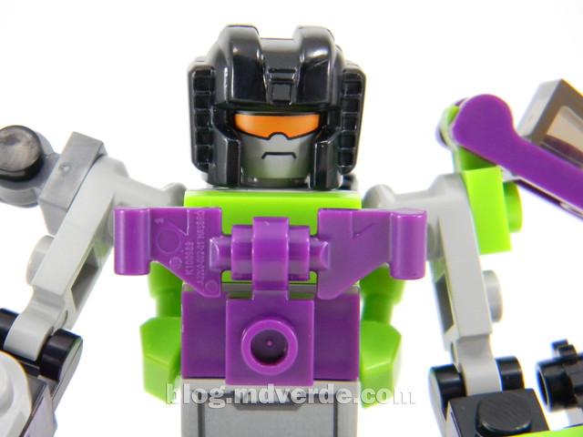 Transformers Devastator Kre-O - modo combinado